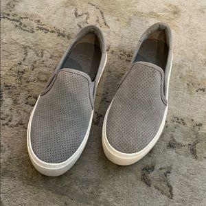 UGG Suede slip on sneakers